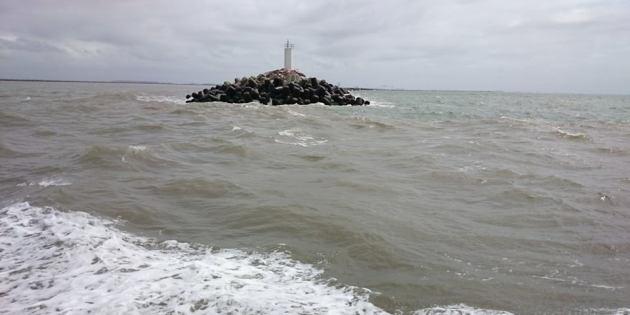 Ponta dos Molhes da Barra