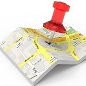 mapa casas no cassino