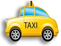 taxi na praia do cassino