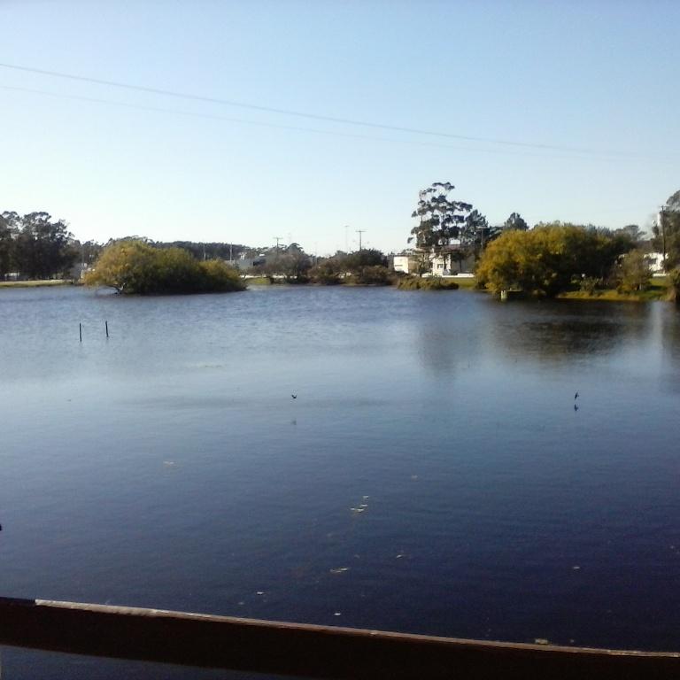 Lago da Furg em Rio Grande