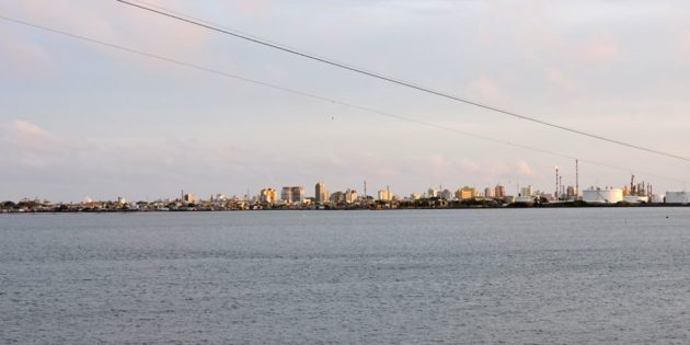 Cidade de Rio Grande Vista de São Josè do Norte
