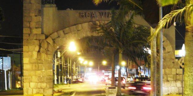 Portico de Entrada da Cidade de Rio Grande