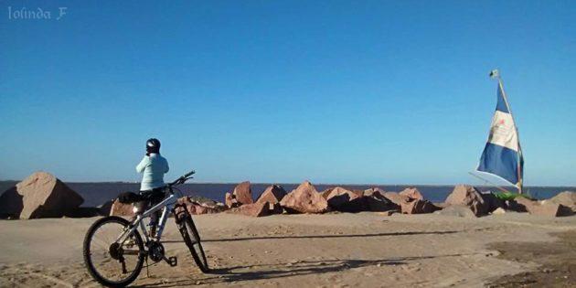 Bicicleta da Praia do Cassino aos Molhes da Barra