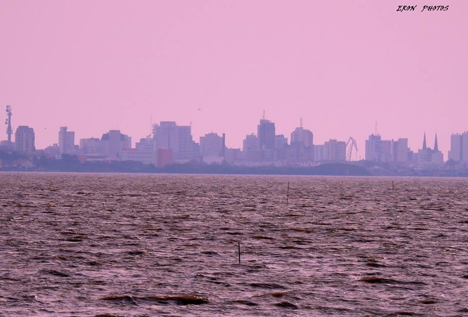 Rio Grande Vista da Lagoa