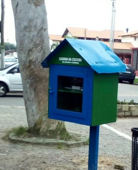 Cultura na Avenida Rio Grande